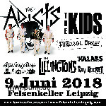 : THE ADICTS + FUNERAL DRESS + THE KIDS + more
