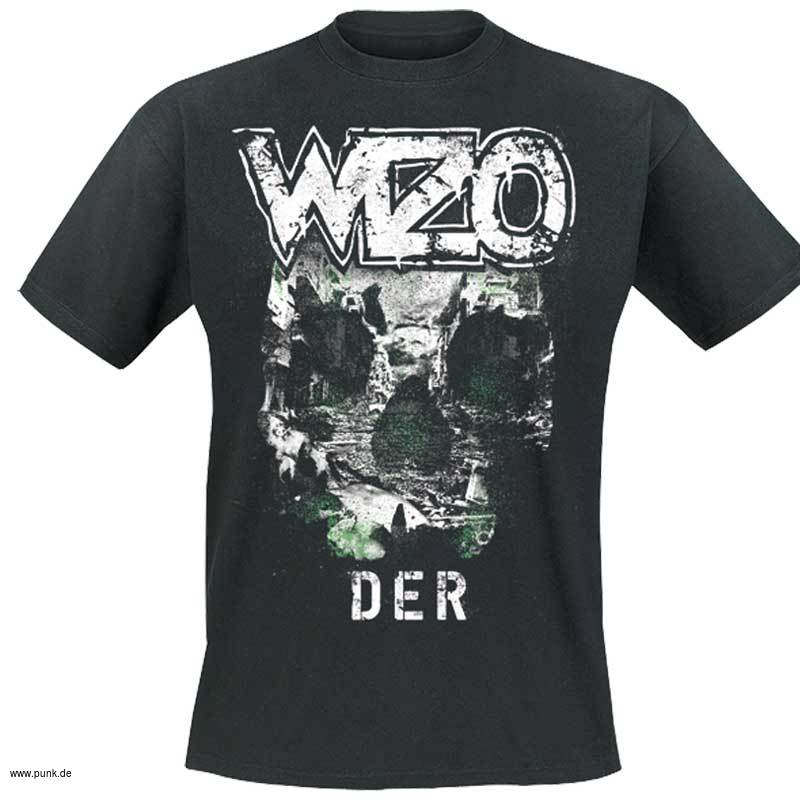DER Tourshirt 2016