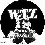 WTZ: Deutschpunk-Revolte-Button