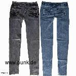 : Leggings: Jeans blue or grey