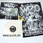 DER-LP, transparent Vinyl, limited