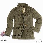 : Ladies M65 Sommerjacke, oliv