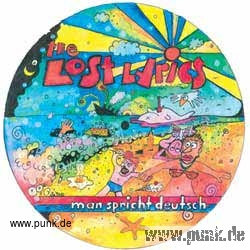 Lost Lyrics: Man spricht deutsch Picture-LP