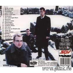 Lost Lyrics: Seniorenresidenz CD