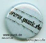 www.punk.de: Logo Button
