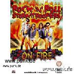 Rock'n`Roll Stormtroopers: On Fire-Poster