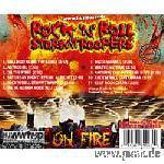 Rock'n`Roll Stormtroopers: On Fire-LP