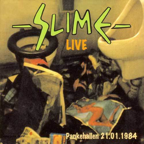 Slime: Live in Pankehallen CD