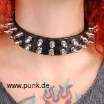 2 row killerspike necklace