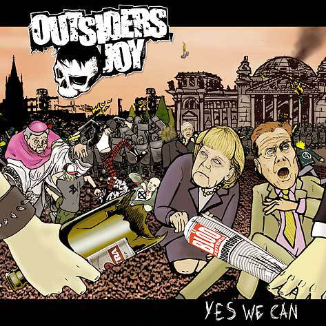 Outsiders Joy: Yes we can - LP