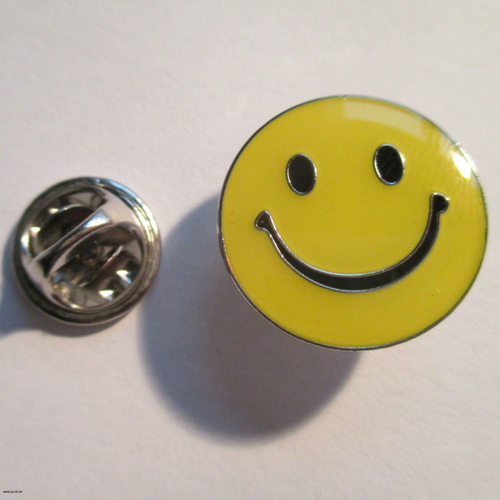 : Smiley / Smilie Lachgesicht Pin