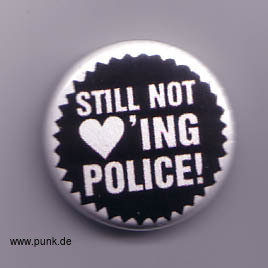 : Still not loving police Button