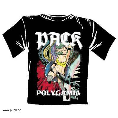 APPD/POP/PACK: Polygamia (Girlie-Shirt)