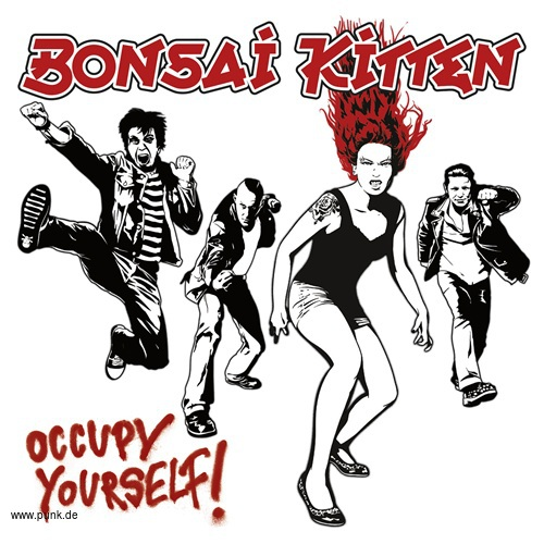 Bonsai Kitten: Bonsai Kitten - Occupy yourself CD