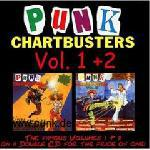 V.A. - Punk Chartbusters 1 + 2 -CD