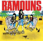 RÄMOUNS - Rockaway Beach Boys CD