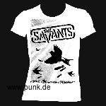 THE SAVANTS: Shirt Schwalben & Bomben
