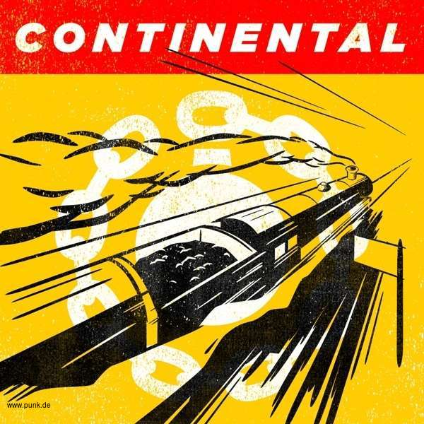 Continental: All A Man Can Do