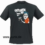 Outsiders Joy: Rasierapparat-T-Shirt