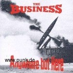 Business,The - Anywhere But Here CD