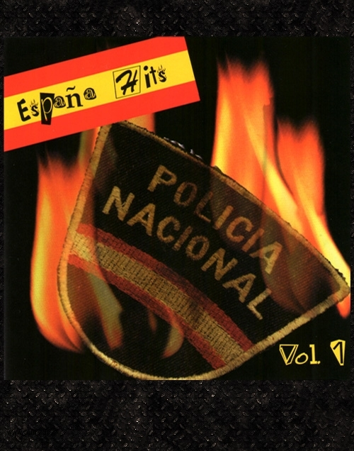 V.A.: Espana Hits - Policia Nacional Vol. 1 CD