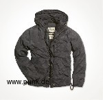 : SURPLUS SAVIOR JACKET anthrazit