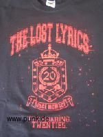 : The Lost Lyrics