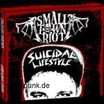 small town riot: suicidal lifestyle (2010)-CD
