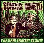 SCHEISSE MINNELLI: The Fight Against Reality - CD+Buch