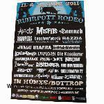 Ruhrpott Rodeo 2011-Poster