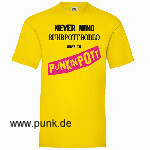 Punk im Pott: 2019 T-Shirt: Never mind