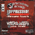 The Oppressed / Wasted Youth: 2 Generations - 1 Message Split EP