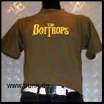 the Bottrops: Beatlogo T-Shirt, braun