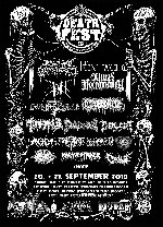 NRW Deathfest - The 16th Gathering - Kombi-Ticket