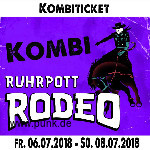 HardTicket Kombi-Ticket Ruhrpott Rodeo 2018