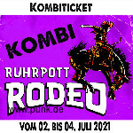 Kombi-Ticket Ruhrpott Rodeo 2021