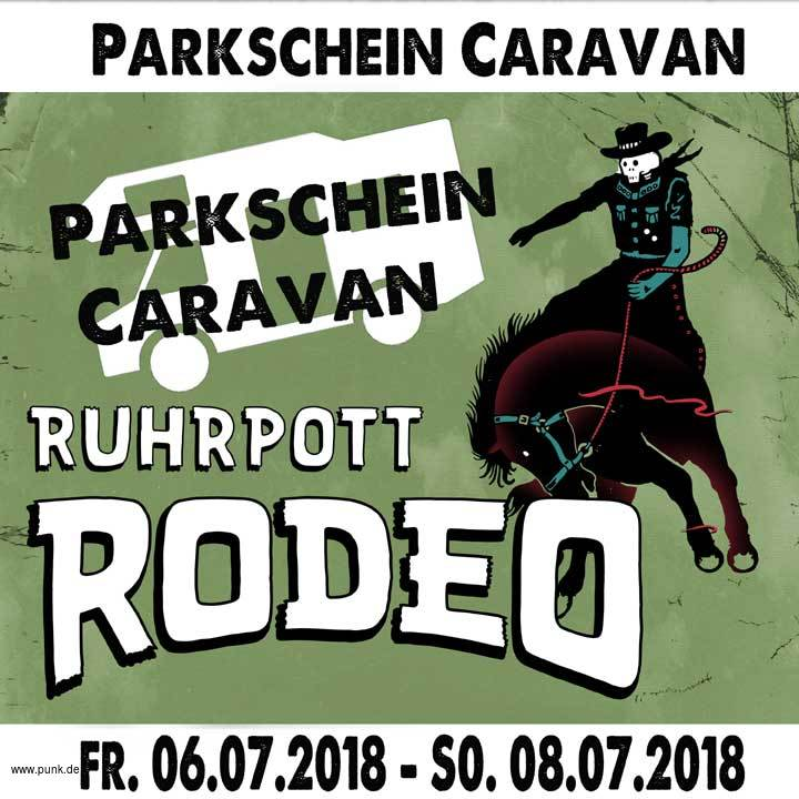 Caravan-Ticket Ruhrpott Rodeo 2018