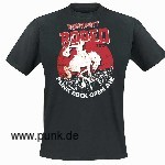 Ruhrpott Rodeo 2017: Retro T-Shirt