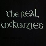 The Real McKenzies: Hoodie: Logo und Stag