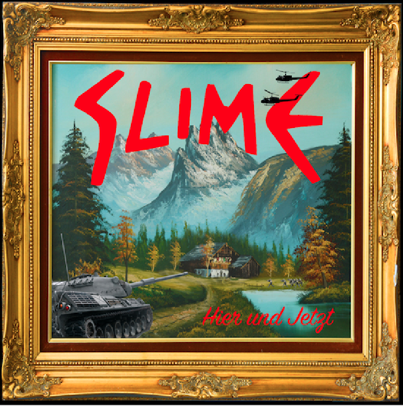 Slime: Hier und jetzt-DoLp-Gold(incl.CD)