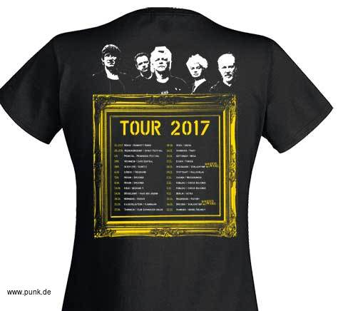 Slime: Tour 2017 Girl Shirt