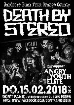 Death By Stereo + Angry Youth Elite