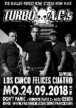 The Turbo A.C.'s + Los Cinco Felices Cuatro