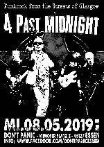 4 Past Midnight (Punkrock aus Glasgow)