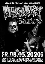 Rezurex + The Gorilla Gunmen (Psychobilly)