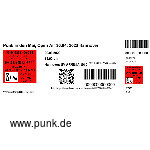 : HardTicket Punk in den Mai, Open Air 30.04. 2020 Hannover