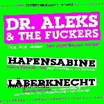 +++ Dr. Aleks & The Fuckers +++
